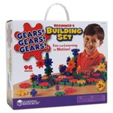 Gears! Gears! Gears! � Building Set, Ages 3-10
