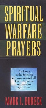 Spiritual Warfare Prayers / New edition - eBook