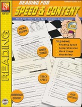 Reading for Speed & Content Grades 3-4