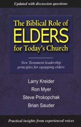 The Biblical Role of Elders in the Church