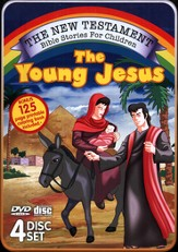 The Young Jesus (4 Disc Set)