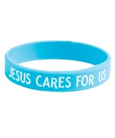 Pets Unleashed VBS: Jesus Cares for Us Wristbands, pack of 10
