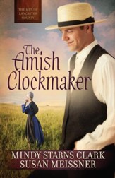 The Amish Clockmaker - eBook
