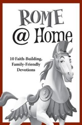 Rome VBS 2017: Rome at Home Family Devotional Booklets (pack of 10)