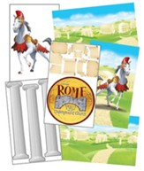 Rome VBS 2017: Giant Decorating Posters (pack of 6)
