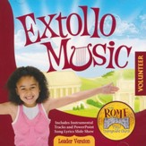 Rome VBS 2017: Extollo Music CD