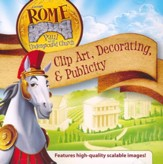 Rome VBS 2017: Clip Art, Decorating and Publicity CD
