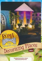 Rome VBS 2017: Decorating Places DVD
