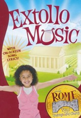 Rome VBS 2017: Extollo Music DVD