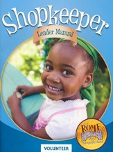 Rome VBS 2017: Shopkeeper Leader Manual