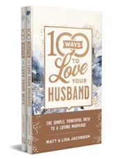 100 Ways to Love Your Husband/Wife 2-pack deluxe bundle