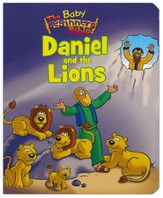 Baby Beginner's Bible: Daniel and the Lions