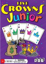Five Crowns Junior Game