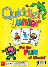 Quiddler Junior Game