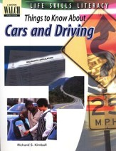 Life Skills Literacy: Things to Know About Cars and Driving