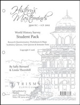 History's Masterminds Additional Student Pack