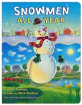 Snowmen All Year Board Book