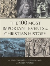 The 100 Most Important Events in Christian History, repackaged ed.