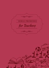 Bible Promises for Teachers - eBook