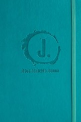 Jesus-Centered Journal-NLT, Turquoise