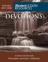 Devotions® Pocket Edition, Winter 2017-2018  - Slightly Imperfect