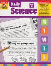 Daily Science, Grade 4