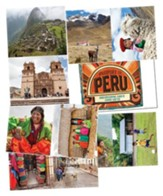 Passport to Peru VBS: Giant Decorating Posters, set of 6