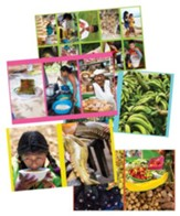 Passport to Peru VBS: Incan Eats Decorating & Resource Poster Pack, set of 5