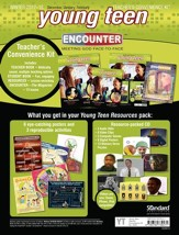 Encounter Young Teen Teacher's Convenience Kit, Winter 2016-17
