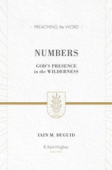 Numbers: God's Presence in the Wilderness - eBook