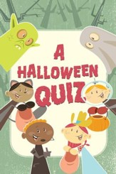 A Halloween Quiz (ESV), Pack of 25 Tracts