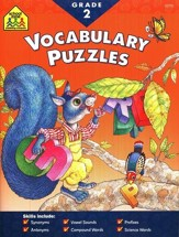 Vocabulary Puzzles, Grade 2 I Know It! Series