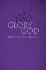 Glory to God (Purple Pew Edition, Ecumenical) - eBook