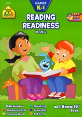 Reading Readiness, Book 2-Grades K-1
