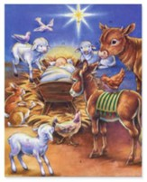 Precious Moments Nativity Advent Calendar