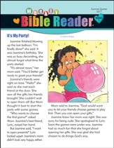 HeartShaper: Weekly Bible Reader®, Summer 2017  - Slightly Imperfect