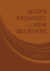 God's Promises for New Believers - eBook