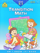 Transition Math, Grades K-1