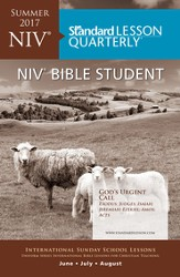 Standard Lesson Quarterly: NIV® Bible Student, Summer 2017 - Slightly Imperfect