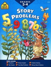 Story Problems, Grades 3-4