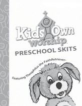 KidsOwn Worship Preschool Skit Book, Summer 2017 - Slightly Imperfect