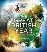 The Great British Year: Wildlife through the Seasons / Digital original - eBook