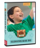 Passport to Peru VBS: Celebration Music DVD