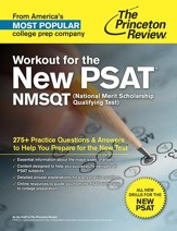 Workout for the New PSAT: Practice Questions & Answers to Help You Prepare for the New Test - eBook