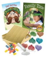 Rome VBS 2017: Family Time Teaching Kit