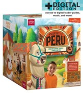 Passport to Peru Ultimate Starter Kit Plus Digital