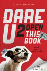 Dare U 2 Open This Book - Slightly Imperfect