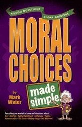 Moral Choices Made Simple