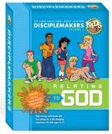 Relating to God Kit: Disciplemakers Volume 1