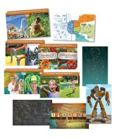 Maker Fun Factory VBS: Imagination Station Poster Pack, 10 pk